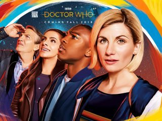 Doctor Who s11 - October 7th!